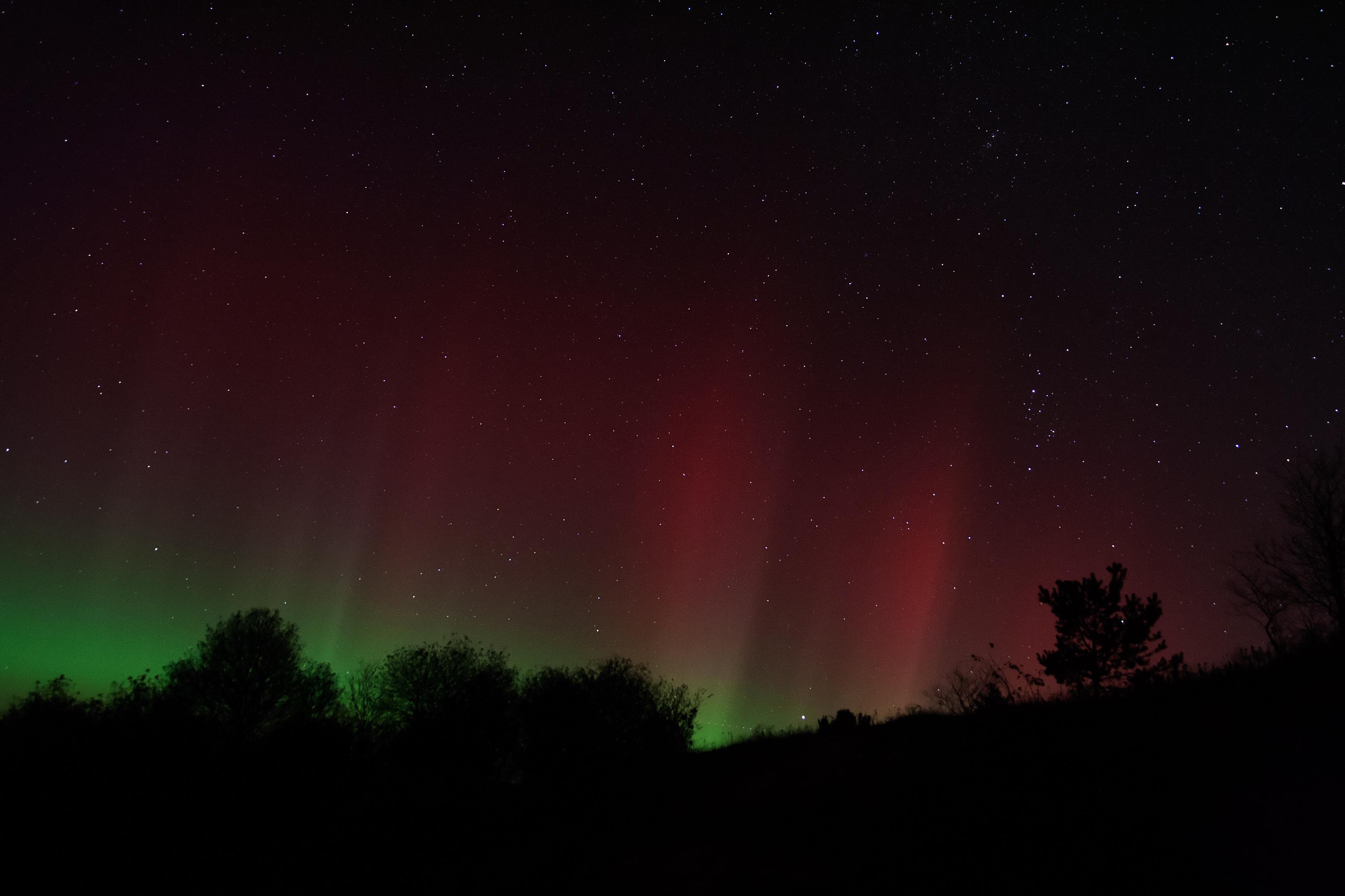 October 8th 2013 Northern Lights, Ontario, Canada