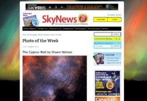 Skynews Photo of the Week August 2014
