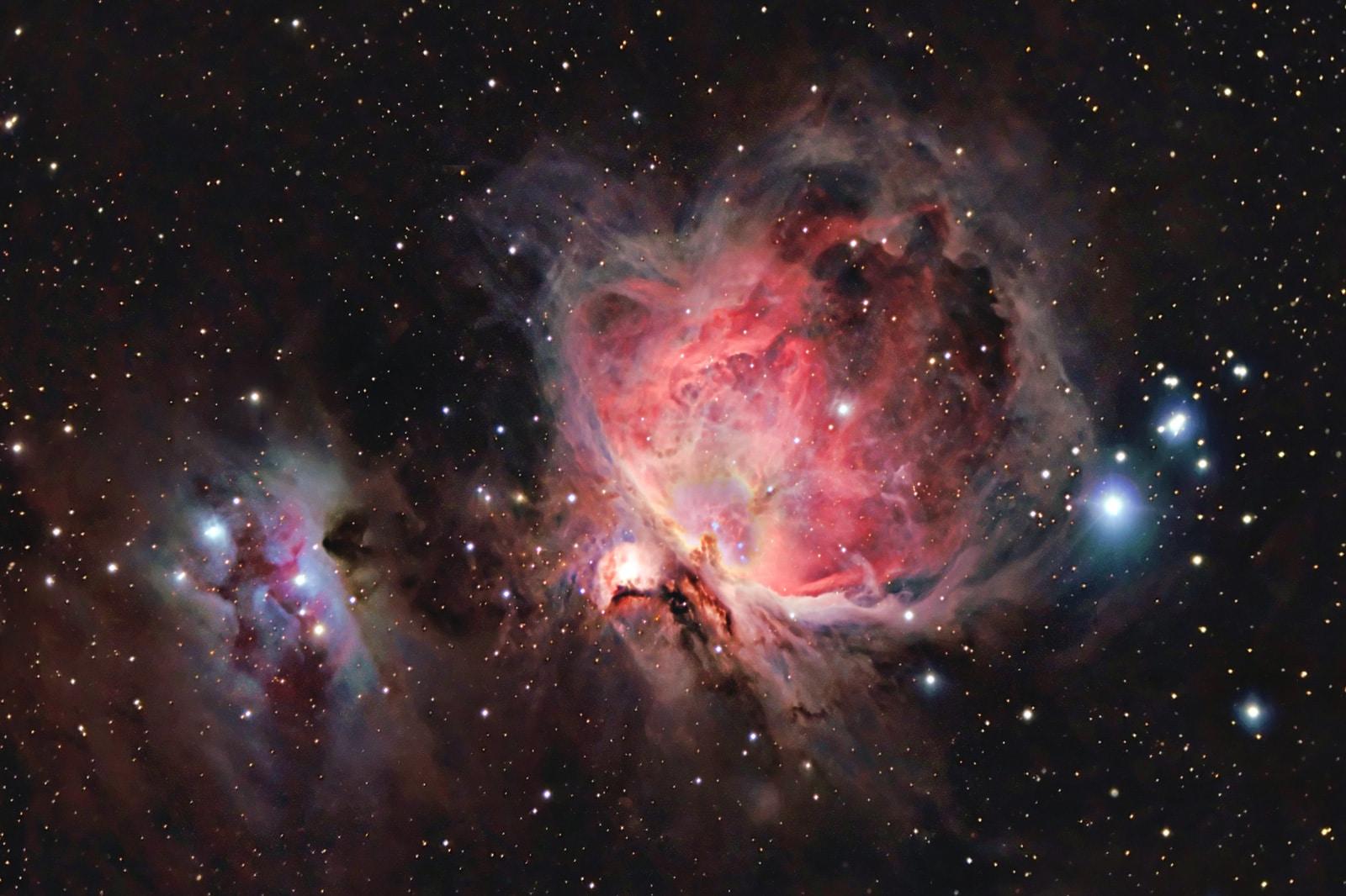 M42 The Orion Nebula - Shawn Nielsen 2010