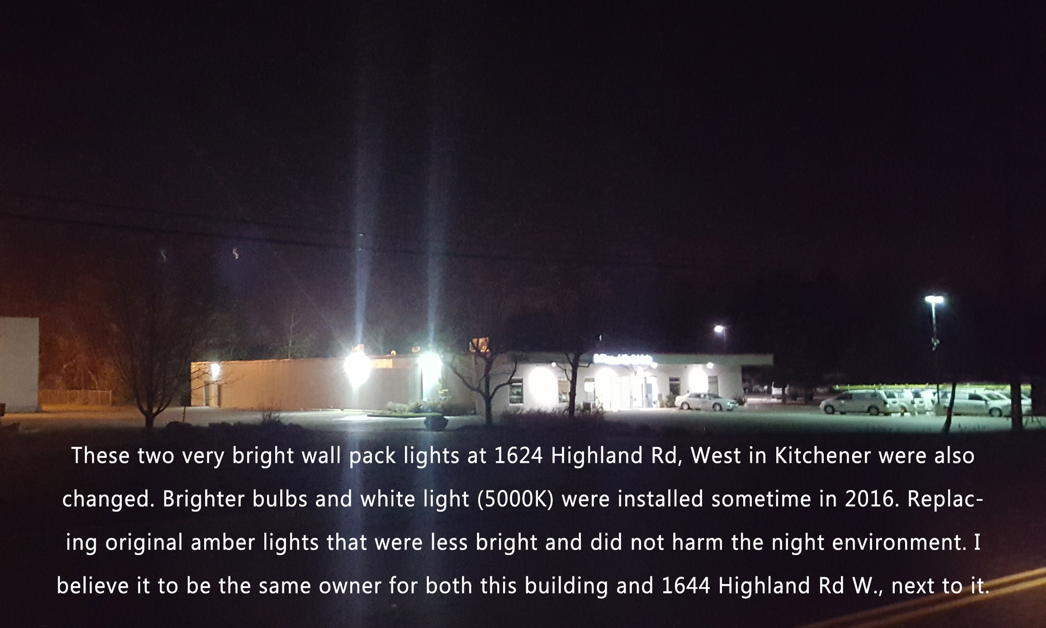 Uncategorized Lighting Store Kitchener Updated How Bad Lighting Increases  Light Pollution The At This Building Was