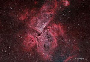 NGC 3372 Eta Carina Nebula