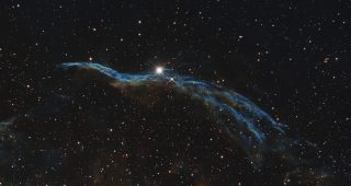 NGC 6960 Th Witch's Broom. Shawn Nieslen 2014