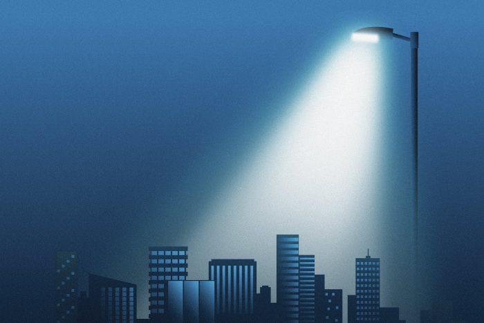 LED light pollution
