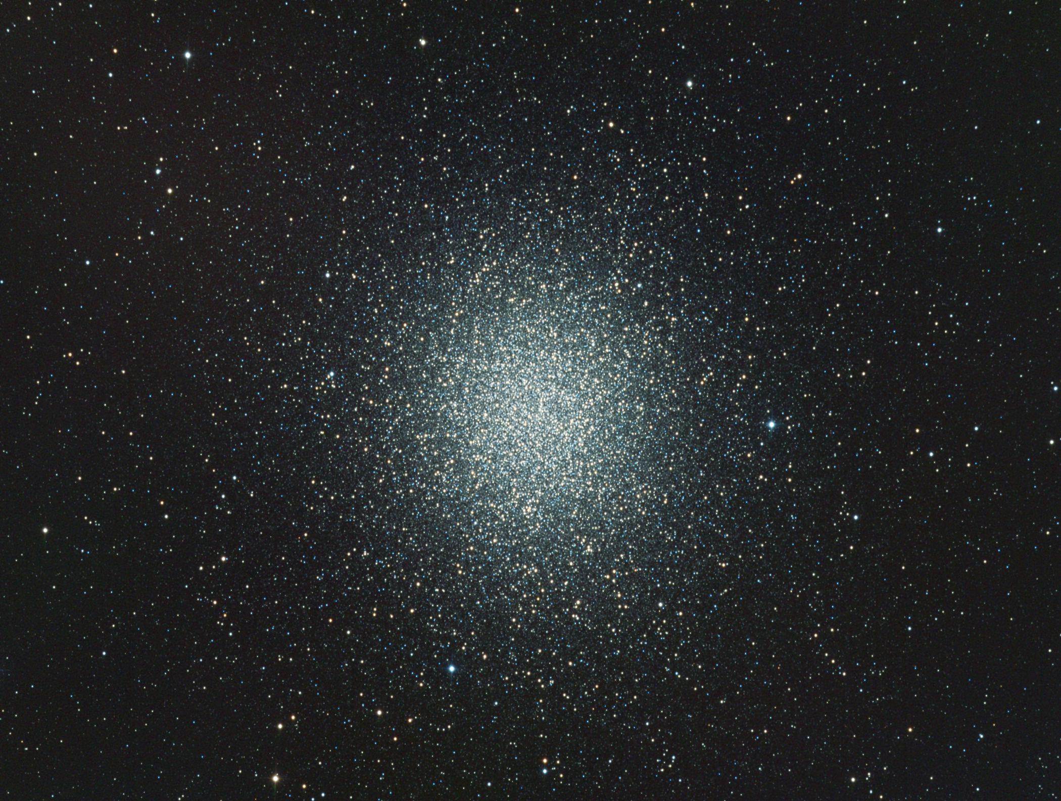Globular Star Cluster Omega Centauri NGC 5139