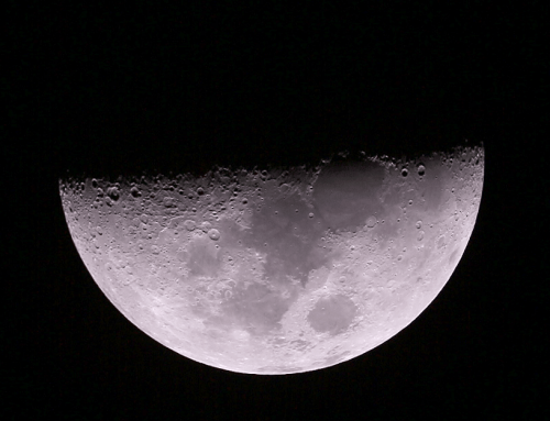 Lunar and planetary imaging, DSLR and BYE