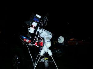 William Optics Zenithstar 71 Telescope and SBIG 8300M CCD with FLI filter wheel