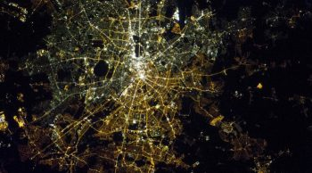 LED lighting light pollution being increased