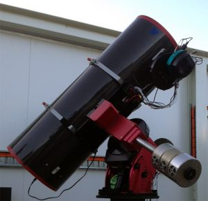 "iTelescope T33 ASA 16"" astrograph and 16 megapixel Apogee Aspen CG16070 Class 1 CCD"
