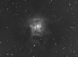 Iris Nebula NGC 7023 taken with ZWO ASI1600MM-C camera