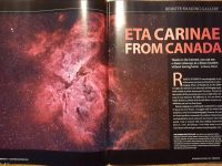 Featured astrophotography article in SkyNews magazine by Shawn Nielsen
