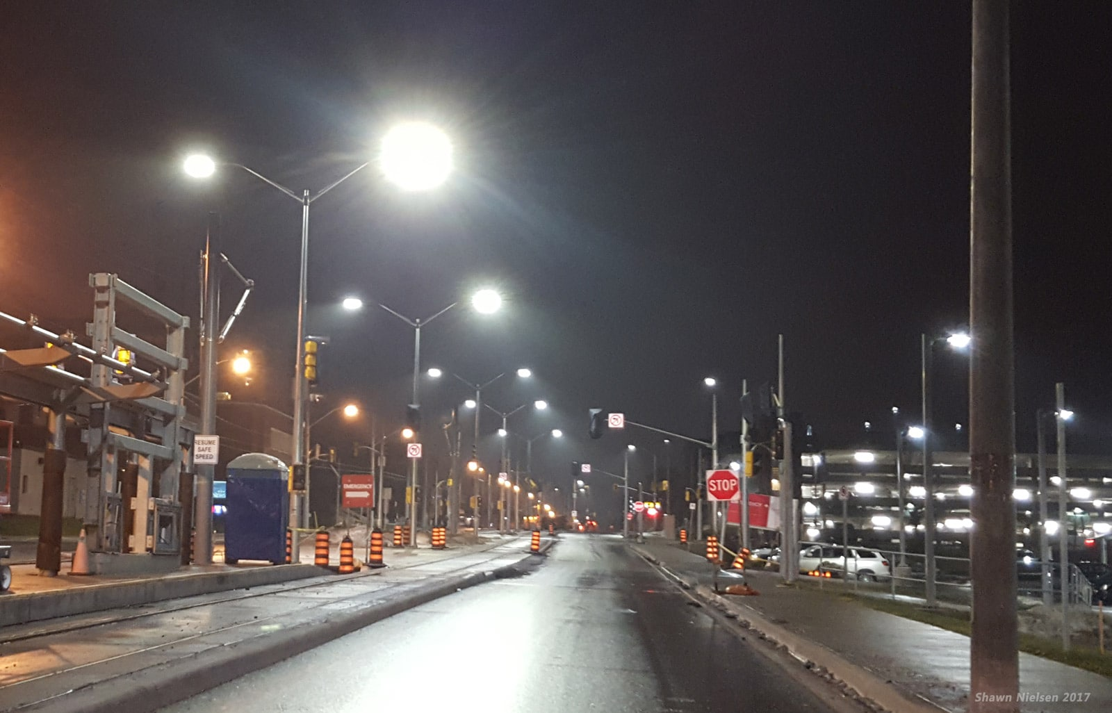 Urban Lights Kitchener Tell Your Elected Official To Say No To Blue Rich White Led Street