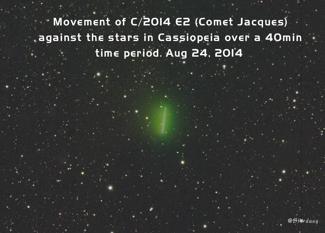 comet jacques 2014