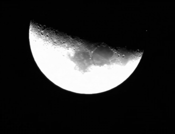 Moon and Aldebaran March 4, 2017