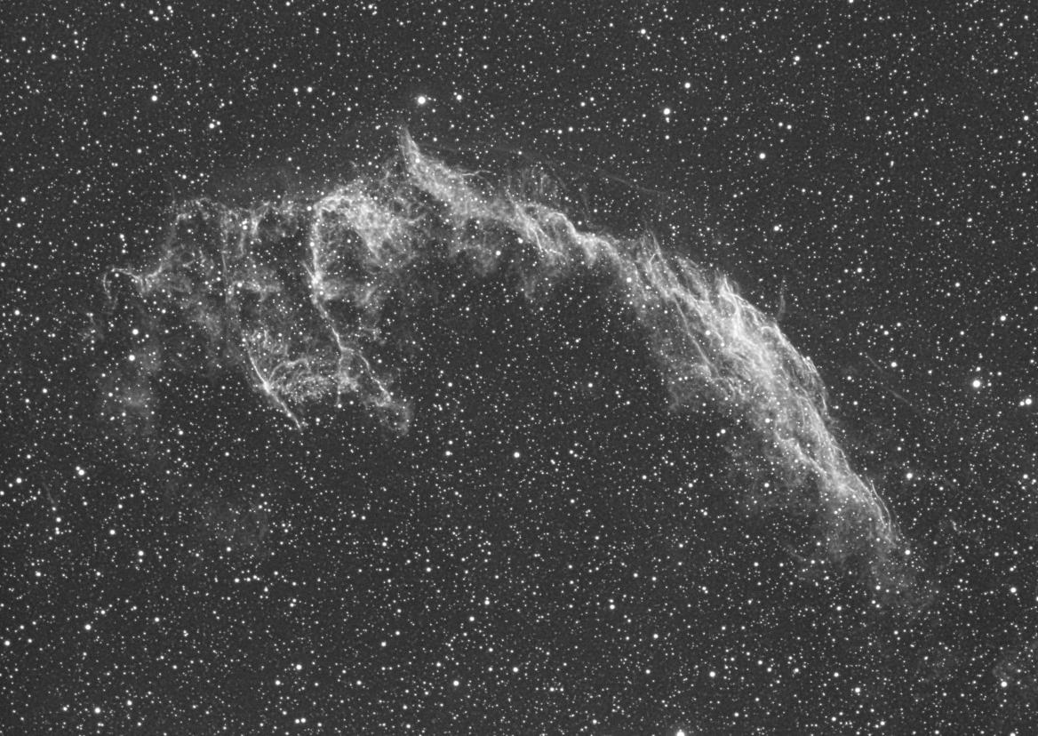 NGC 6992 Eastern Veil supernova remnant