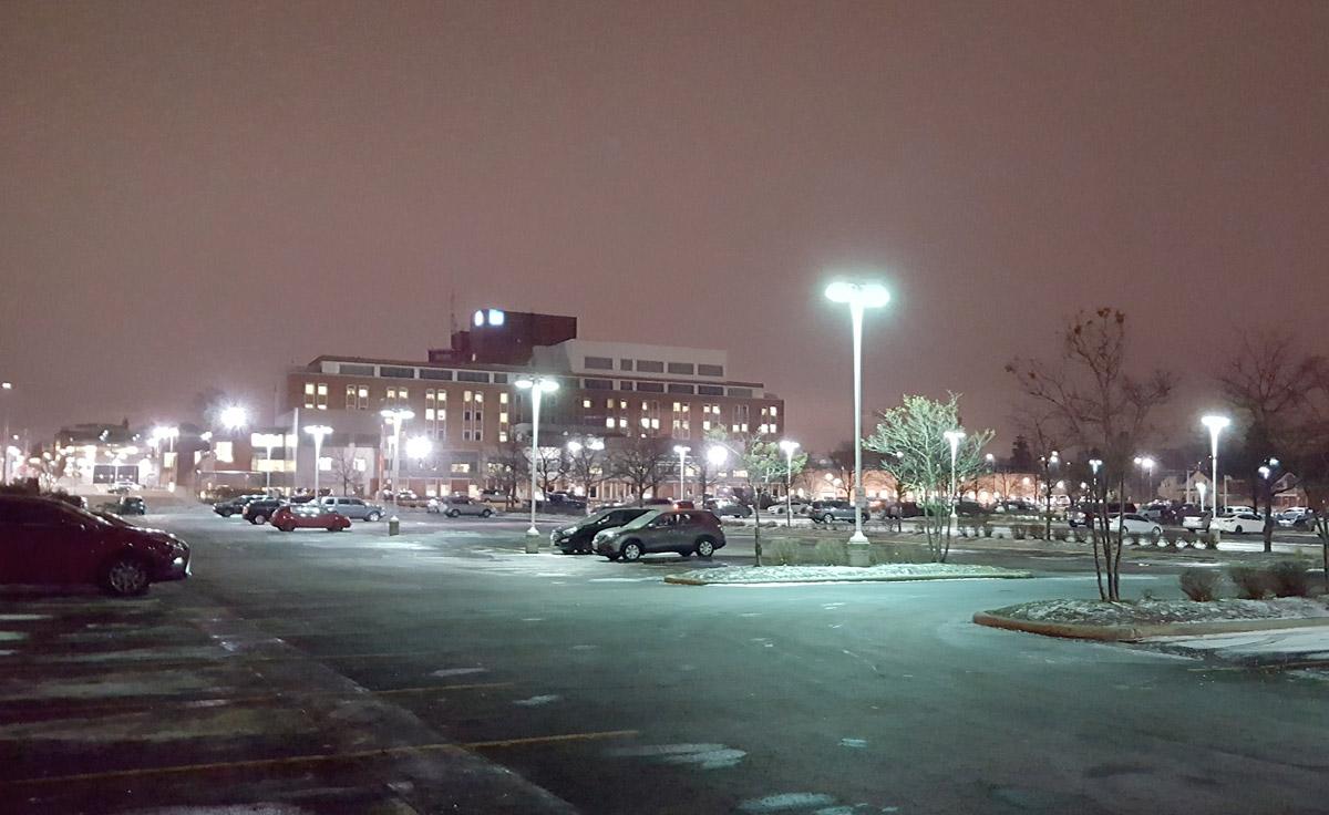 energy saving LED increasing light pollution