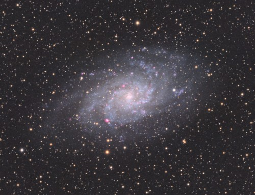 Meet the galaxy M33