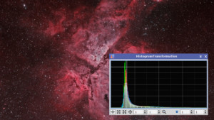 Pixinsight colour calibration