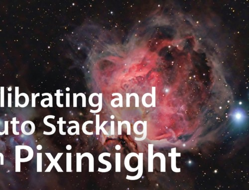 How to calibrate and auto stack in Pixinsight