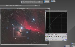 nebula in pixinsight
