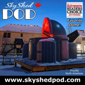 Skyshed POD observatory