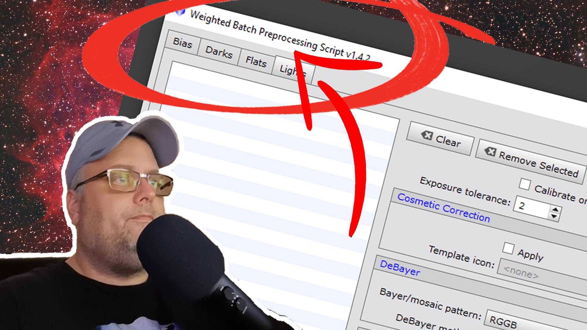 pixinsight weighted batch preprocessing script